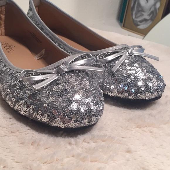 21007ade0f92 Sh18es Shoes -  SHOE SALE!  Sh18es Sequin Ballet Flats